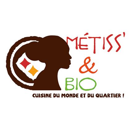 IDENTITE logo METISS ET BIO•