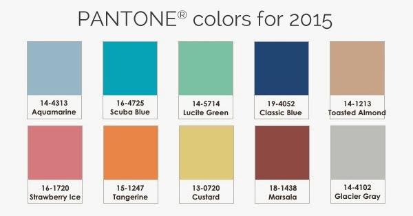 Les couleurs printemps 2015 estelle la cr a designer - Les couleurs de l ete ...
