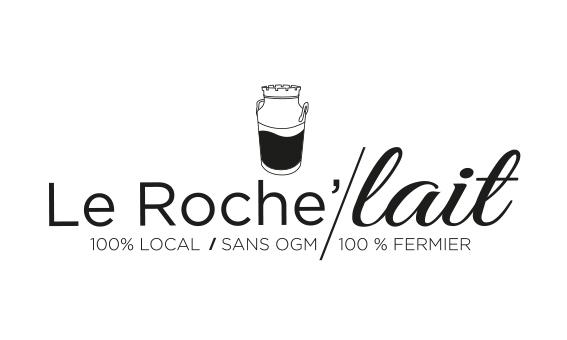 LE ROCHE'LAIT - LOGO