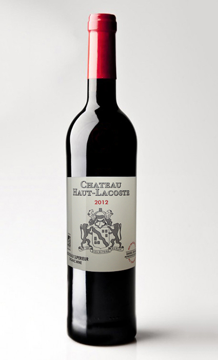 Etiquette de vin