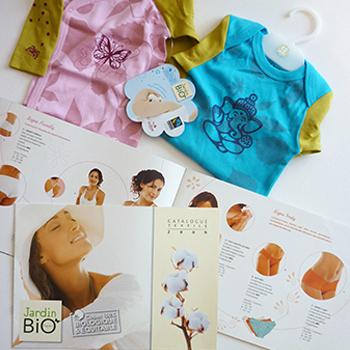 Plaquette textile, tee-shirt, TS