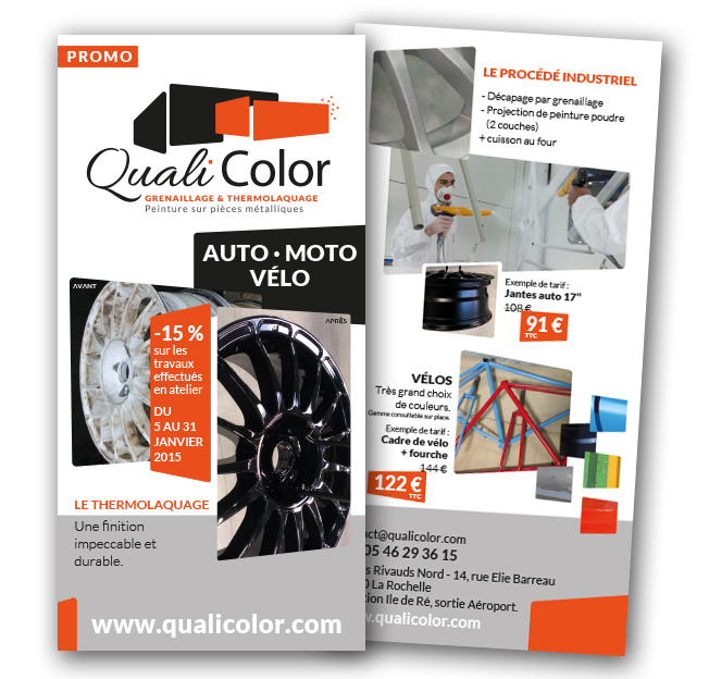 FLYER QUALICOLOR