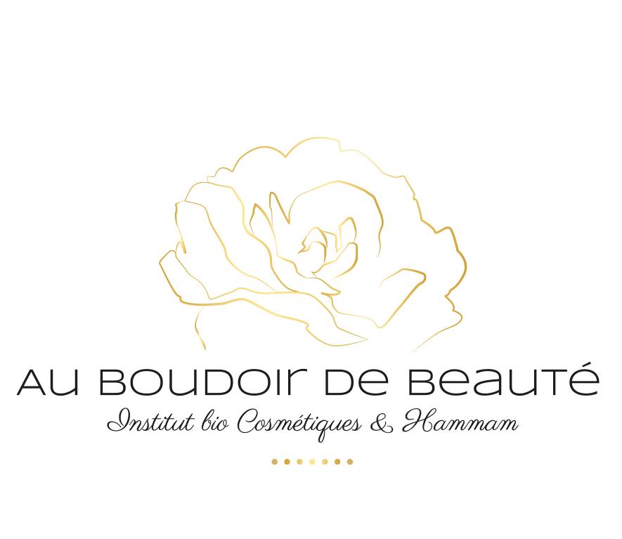 LOGO Au boudoir de beauté